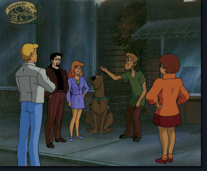 Scooby Doo Daphne And Shaggy Scooby Doo, Fred, Daph...